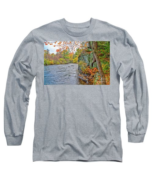 Hogback Dam Pool Long Sleeve T-Shirt
