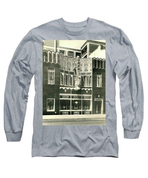 Horn And Hardart, S 18th St., Philadelphia Long Sleeve T-Shirt