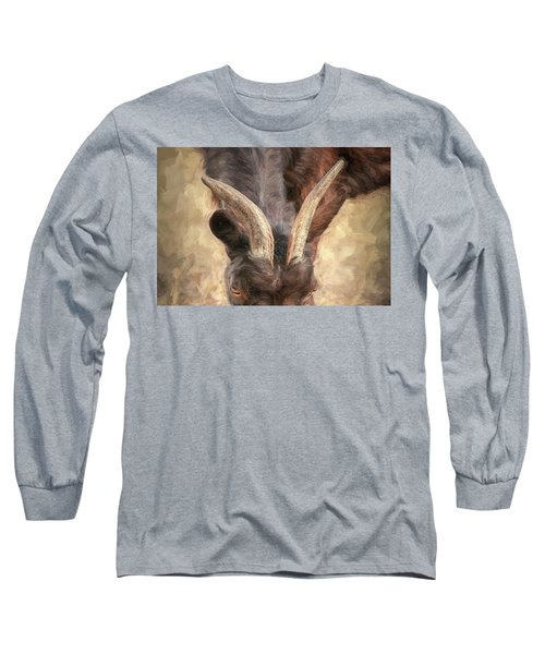 Horns Long Sleeve T-Shirt