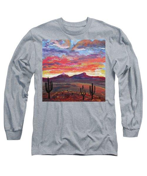 How I See Arizona Long Sleeve T-Shirt