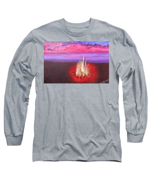 Huntington Beach Thursday Night Long Sleeve T-Shirt