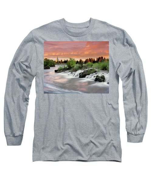 Idaho Falls Long Sleeve T-Shirt