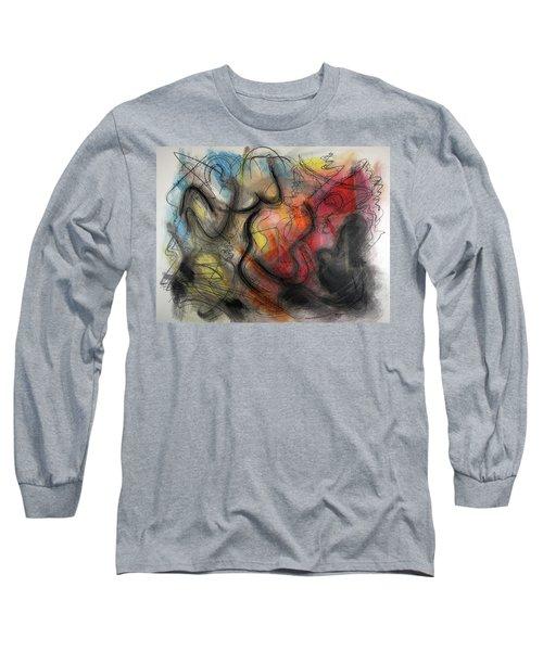 Ignis Sacrificium Long Sleeve T-Shirt