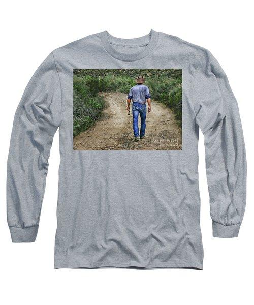 I'm Goin' Fishin Long Sleeve T-Shirt