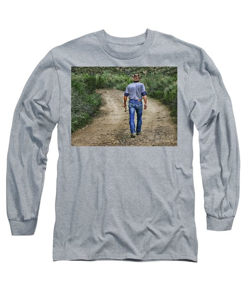 I'm Goin' Fishin Long Sleeve T-Shirt