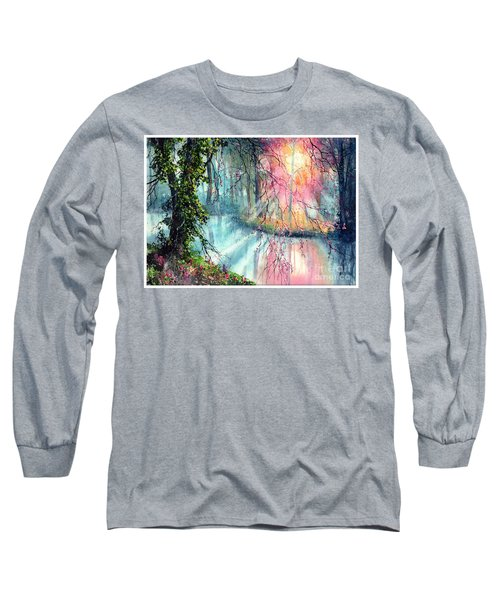 In The Nature Reserve Long Sleeve T-Shirt