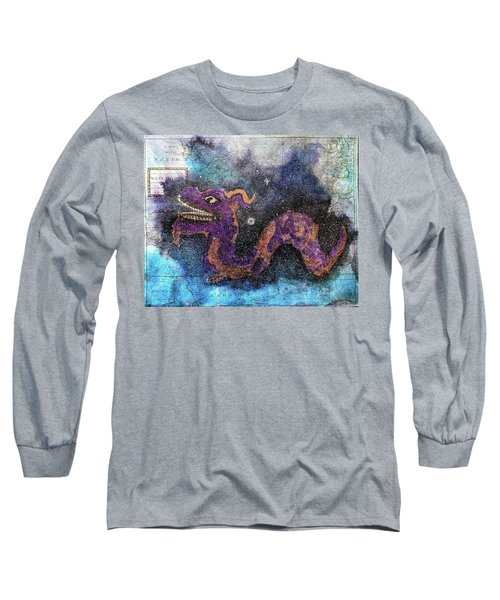 In The Night Sky  Long Sleeve T-Shirt