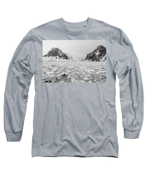 Into The Ice Long Sleeve T-Shirt