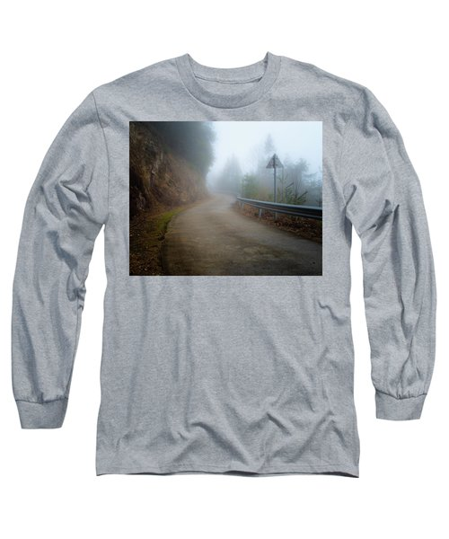 Is Anyone Coming? Long Sleeve T-Shirt