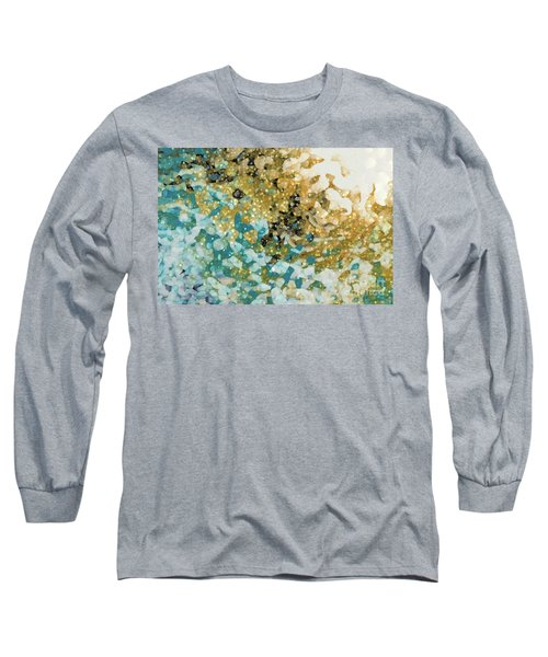 Isaiah 26 3. In Perfect Peace Long Sleeve T-Shirt