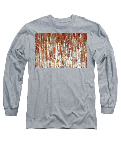 Isaiah 54 17. Under His Care Long Sleeve T-Shirt