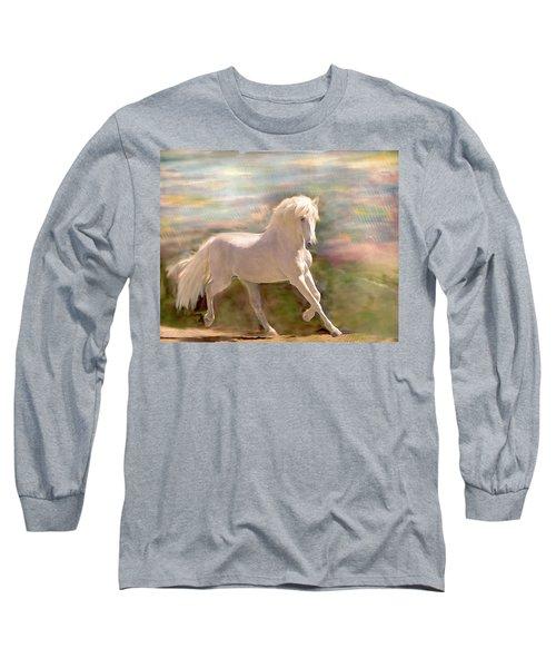 Jackie's Paso Fino Mystic Long Sleeve T-Shirt