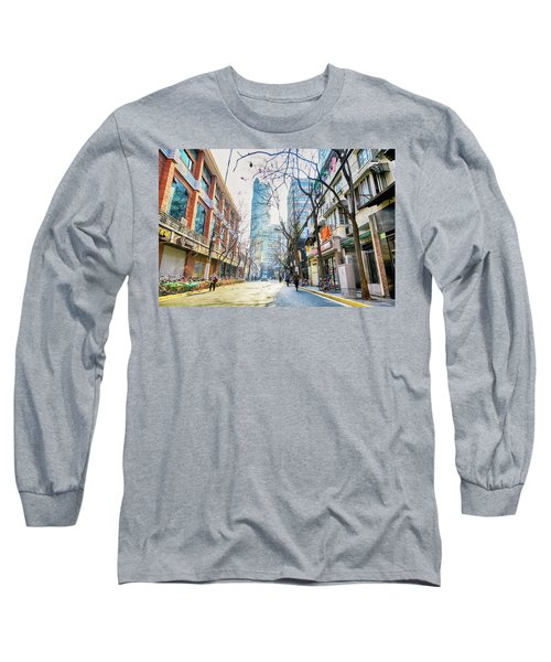 Jing An Long Sleeve T-Shirt