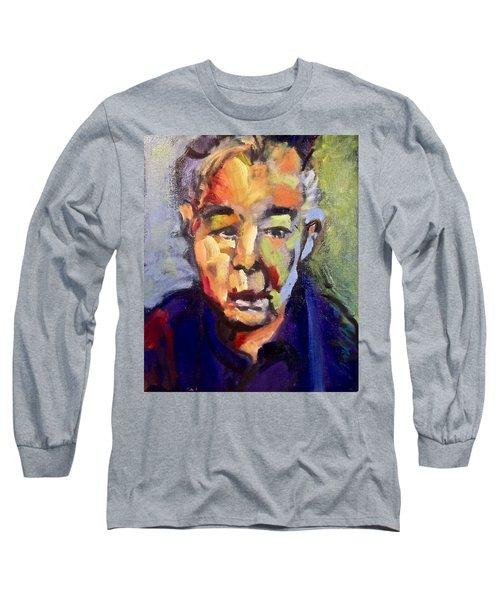 John Prine Long Sleeve T-Shirt