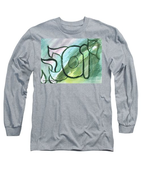 Josepha Yosefa Nf1-47 Long Sleeve T-Shirt