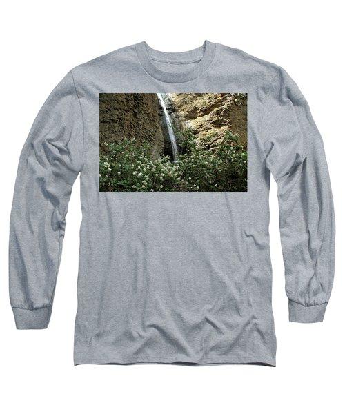 Jump Creek Falls Canyon Long Sleeve T-Shirt