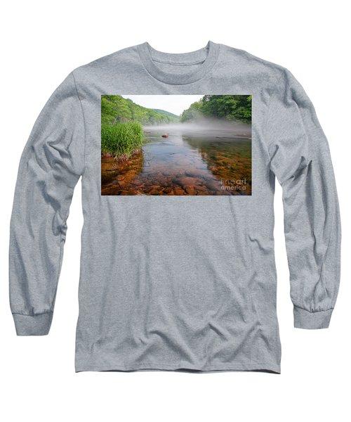 June Morning Mist Long Sleeve T-Shirt