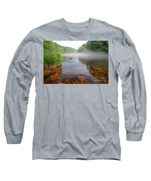 June Morning Mist Long Sleeve T-Shirt