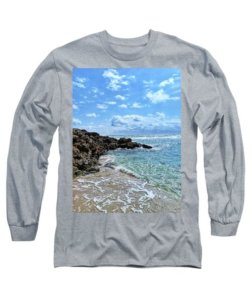 Just Beachy Long Sleeve T-Shirt