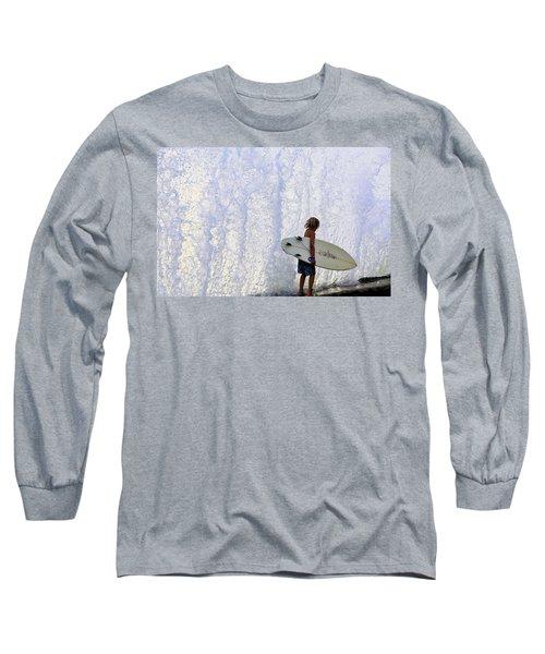 Ka Nalu Nui Loa Long Sleeve T-Shirt