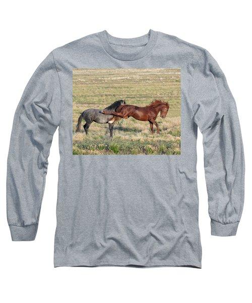 Kapow Long Sleeve T-Shirt