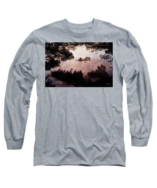 Long Sleeve T-Shirt featuring the photograph Katic And Sveta Nedelja by Randi Grace Nilsberg