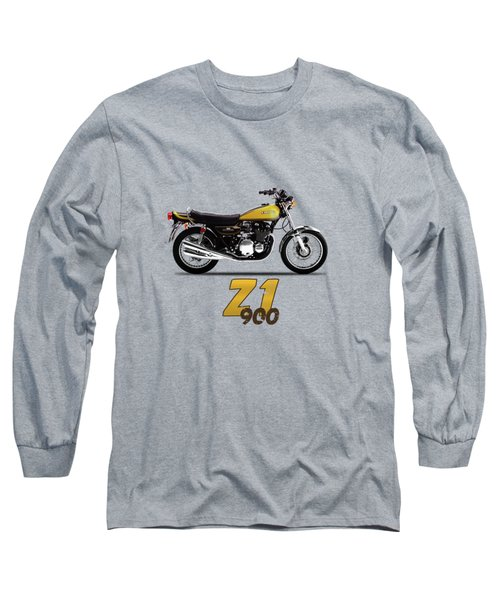 Kawasaki Z1 Long Sleeve T-Shirt
