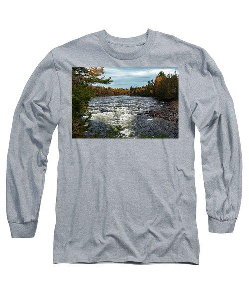 Kennebec River Long Sleeve T-Shirt