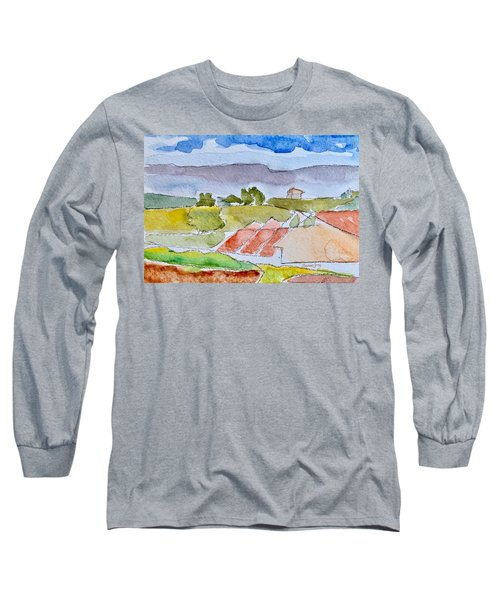 Laguna Del Sol #4 Long Sleeve T-Shirt