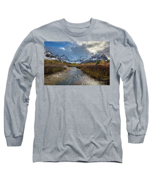 Lake Magog Creek Long Sleeve T-Shirt