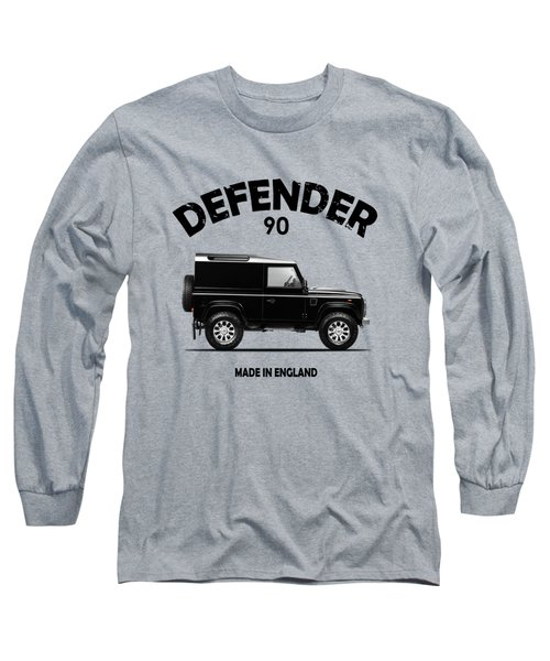 Land Rover Defender 90 Long Sleeve T-Shirt