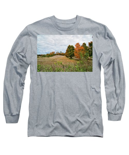 Landscape In The Fall Long Sleeve T-Shirt