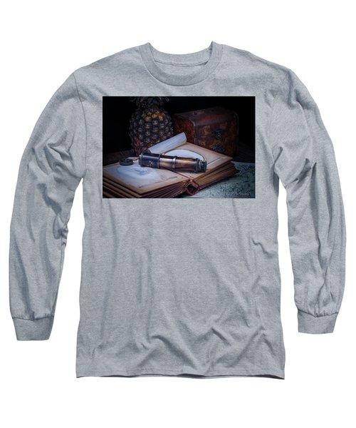 Last Adventure Memories Long Sleeve T-Shirt