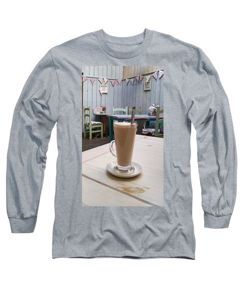 Latte Time Long Sleeve T-Shirt