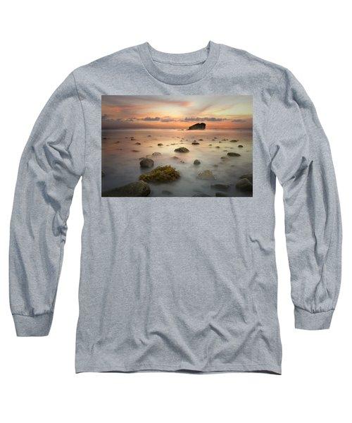 Malibu Sunset Long Sleeve T-Shirt