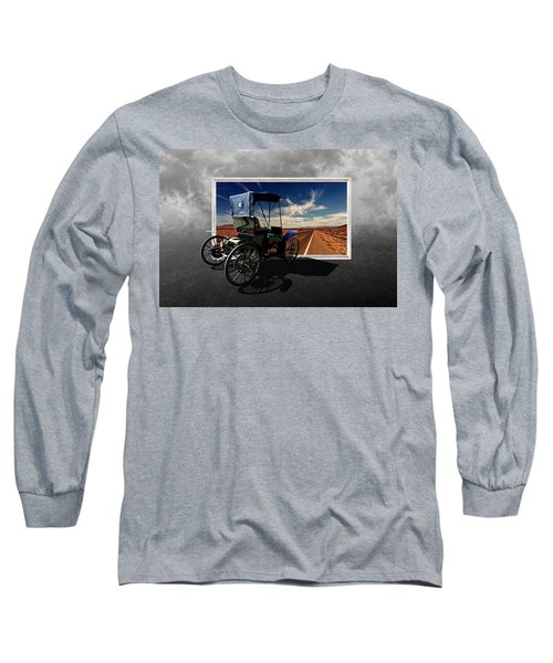 Let's Go On A Colorful Adventure Long Sleeve T-Shirt