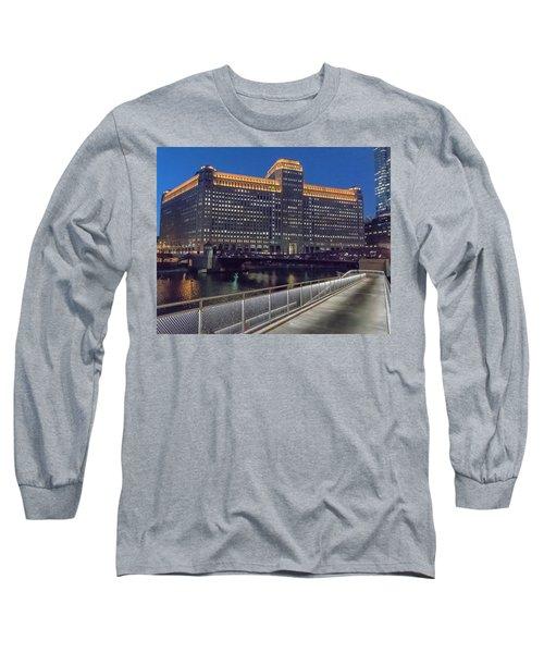 Lighted Walk Long Sleeve T-Shirt