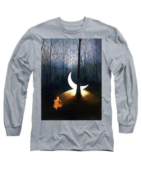 L'il Luna Long Sleeve T-Shirt