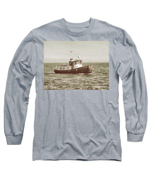 Lil Tugboat Long Sleeve T-Shirt