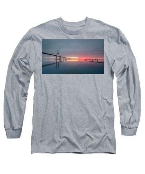 Lisbon.. Finally Long Sleeve T-Shirt