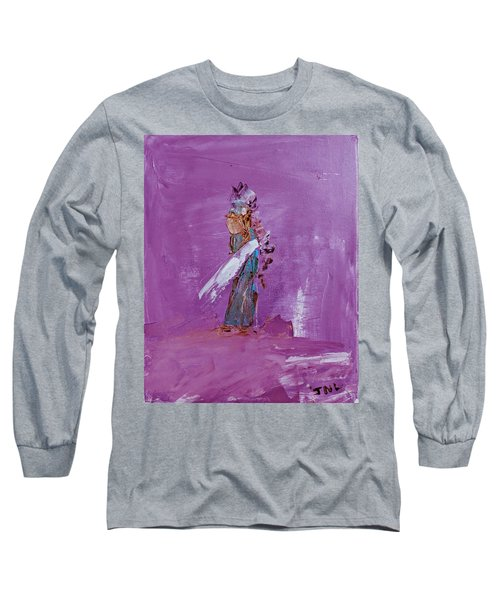 Little Indian Angel Long Sleeve T-Shirt