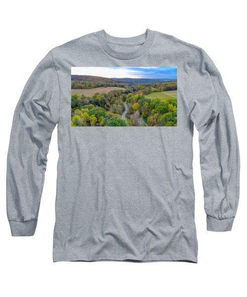 Little Meadows  Long Sleeve T-Shirt