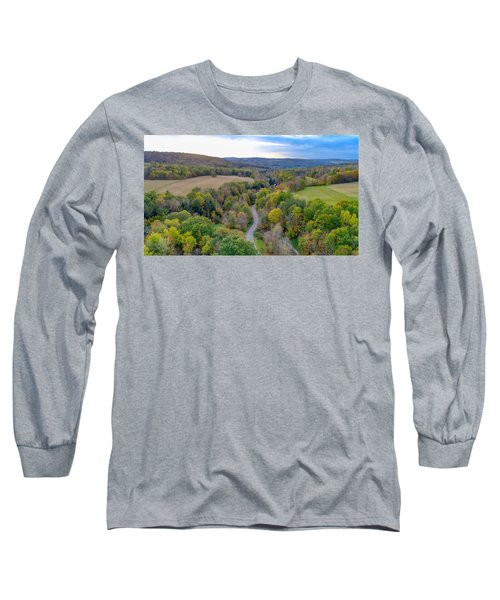 Little Meadows  Long Sleeve T-Shirt
