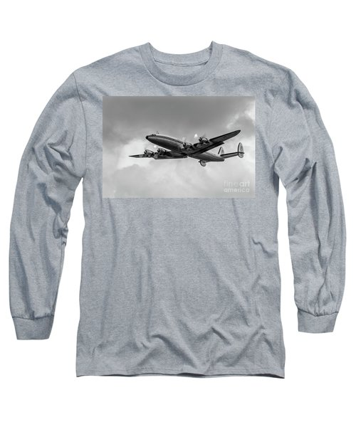 Lockheed Breitling Super Constellation  Long Sleeve T-Shirt