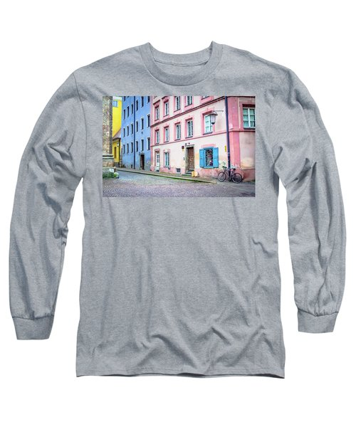 Lonely Bicycle Long Sleeve T-Shirt