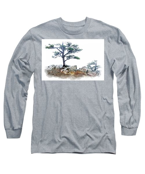 Lonely Planet Fx Long Sleeve T-Shirt