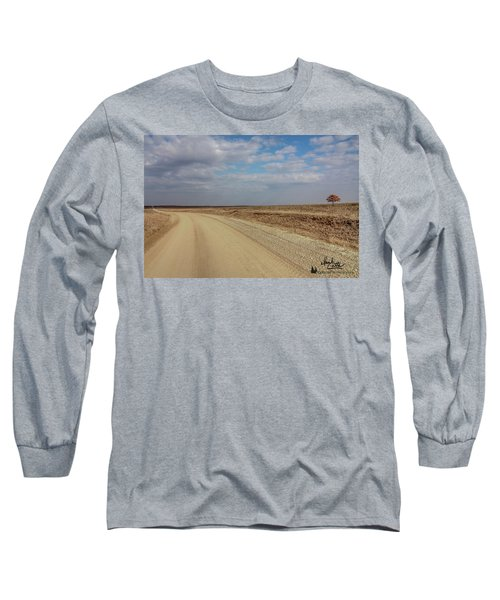 Lonesome Road Long Sleeve T-Shirt