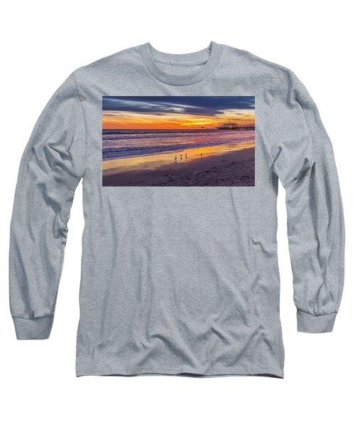 Look Out Below Long Sleeve T-Shirt