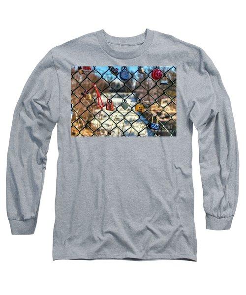 Love Locks Long Sleeve T-Shirt