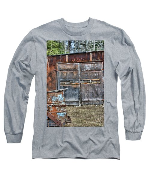 Lucky Door Long Sleeve T-Shirt